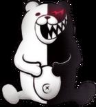 Danganronpa 1 Monokuma Sitting Sprite (PSP) (4)
