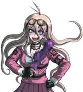 Danganronpa V3 Miu Iruma Sprite (Unused) (3)