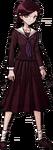 Toko Fukawa Beta Sprite (PSP) (2)