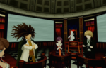 Cyber Danganronpa VR The Class Trial Screenshot (2)