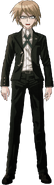 Danganronpa 2 Byakuya Togami Fullbody Sprite (4)