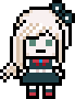 Danganronpa 2 Island Mode Sonia Nevermind Pixel Icon (1)