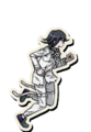 Danganronpa V3 Kokichi Oma Death Road of Despair Sprite 09