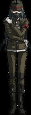 Danganronpa V3 Korekiyo Shinguji Fullbody Sprite (7)
