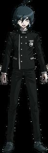 Danganronpa V3 Shuichi Saihara Fullbody Sprite (No Hat) (32)