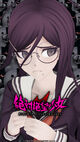 Monokuma Factory Wallpapers Set 2C Toko Fukawa 640 x 1136