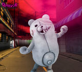 Monokuma Factory Wallpapers Set 3B Shirokuma 960 x 854