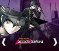 Shuichi Saihara Danganronpa V3 Official English Website Profile (Mobile)
