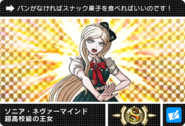 Danganronpa V3 Bonus Mode Card Sonia Nevermind S JPN