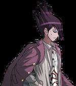 Danganronpa V3 Bonus Mode Kaito Momota Sprite (Redrawn) (7)