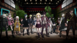Danganronpa V3 CG - A flashback to the killing game (1)