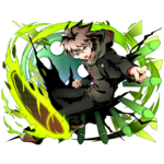 Divine Gate x Danganronpa 1.2 Makoto ★6 Evolution Artwork