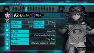 Kokichi Oma Report Card Unknown (For Shuichi)