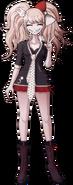 Mukuro Ikusaba (Junko) Fullbody Sprite (6)