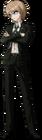 Danganronpa 1 Byakuya Togami Fullbody Sprite (PSP) (1)