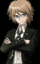 Danganronpa 1 Byakuya Togami Halfbody Sprite (PSP) (2)
