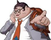 Danganronpa V3 Bonus Mode Hifumi Yamada Sprite (18)