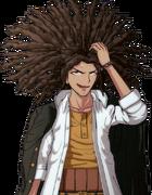 Danganronpa V3 Bonus Mode Yasuhiro Hagakure Sprite (Vita) (4)