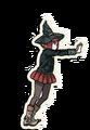 Danganronpa V3 Himiko Yumeno Death Road of Despair Sprite 05