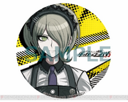 Danganronpa V3 Preorder Bonus Can Badge 3 from Stella Worth