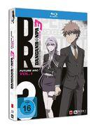 Filmconfect Danganronpa 3 DVD Future Arc Volume 1 (Blu-Ray)