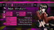 Maki Harukawa's Report Card Page 1