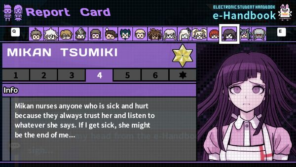 Mikan Tsumiki's Report Card Page 4