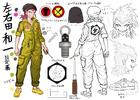 Danganronpa 2 Character Design Profile Kazuichi Soda