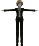 Danganronpa VR - Model - Byakuya Togami (1)