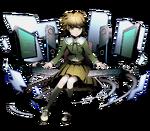 Divine Gate x Danganronpa 1.2 Chihiro Evolved Artwork
