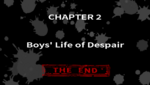 Danganronpa 1 CG - Chapter Card End (Chapter 2)