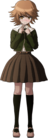 Danganronpa 1 Chihiro Fujisaki Fullbody Sprite (PSP) (10)