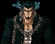 Danganronpa 2 Nekomaru Nidai Halfbody Sprite (PSP) (1)