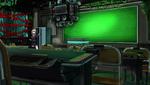 Danganronpa V3 CG - Pre-Game Kaede Akamatsu looking around the mysterious classroom