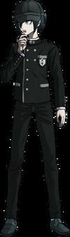 Danganronpa V3 Shuichi Saihara Fullbody Sprite (Hat) (6)
