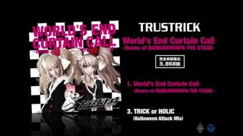 【楽曲試聴】「World's End Curtain Call」~「TRICK or HOLIC (Halloween Attack Mix)」TRUSTRICK