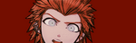 Danganronpa 1 Leon Kuwata Bullet Time Battle Sprite (PC)