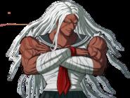 Danganronpa V3 Bonus Mode Sakura Ogami Sprite (Vita) (8)