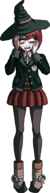 Danganronpa V3 Himiko Yumeno Fullbody Sprite (16)