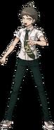 Hajime Hinata Fullbody Sprite 03