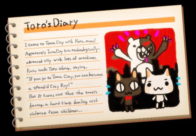 File:Danganronpa Collectibles Toro and Kuro.png