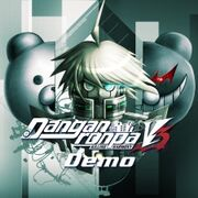 Danganronpa V3 Demo Logo (English)