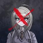 Danganronpa V3 Kaede Akamatsu Death Portrait
