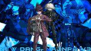 Danganronpa V3 Original Custom Theme Download Card (PS4 Version)