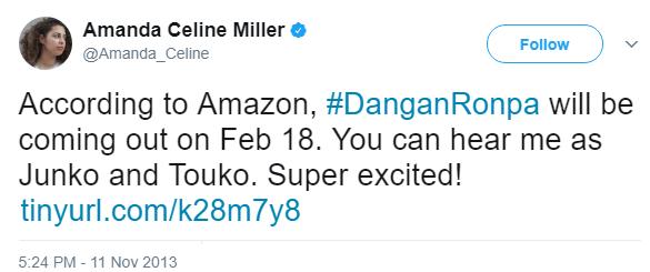 File:Danganronpa 1 Amanda Celine Miller Junko Toko VA Tweet.png