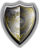 Danganronpa 2 Fuyuhiko Kuzuryu Panic Talk Action Shield (5)