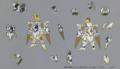 Danganronpa Another Episode Design Profile Hero Robot Mark Guyver
