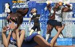 Monthly Animedia September 2013 - DRtA - Sakura Ogami Aoi Asahina Makoto Naegi