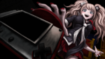 Danganronpa 1 CG - Junko Enoshima excited for her execution (1)