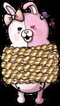 Danganronpa 2 Monomi (Rope) Sprite 02